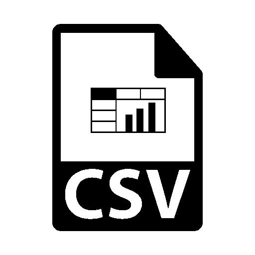 Liste des employes csv